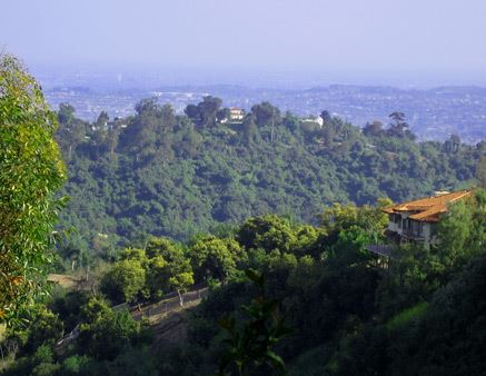 Landscape Picture of La Habra Heights