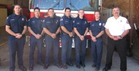 La Habra Heights Fire Fighters