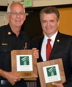 Fire Chief Doug Graft, California Joint Powers Insurance Authority Award
